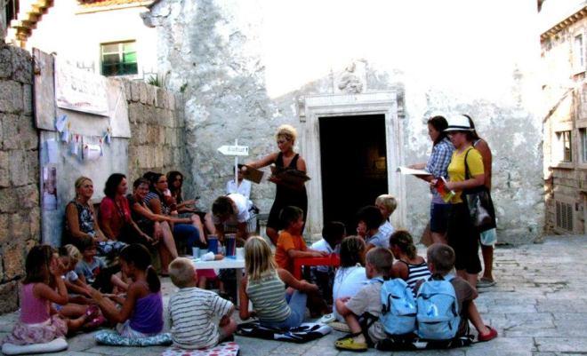 Likovna radionica za decu_SUSUR 2012