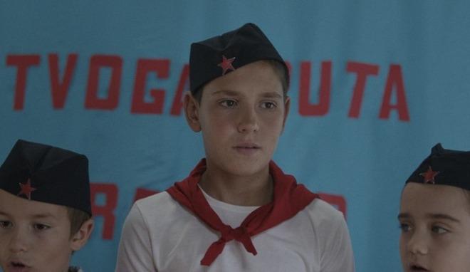 Denis Murić u filmu Ničije dete