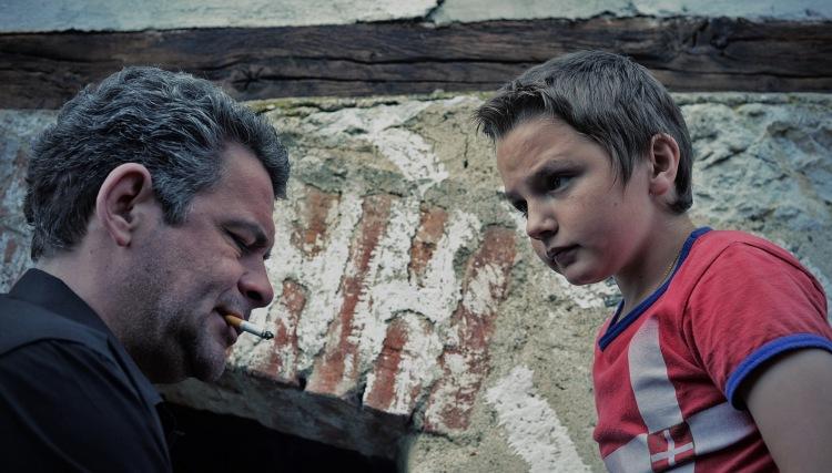 Scena iz filma Enklava
