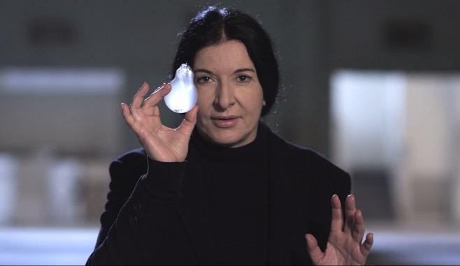 Marina Abramović (Vimeo Printscreen)