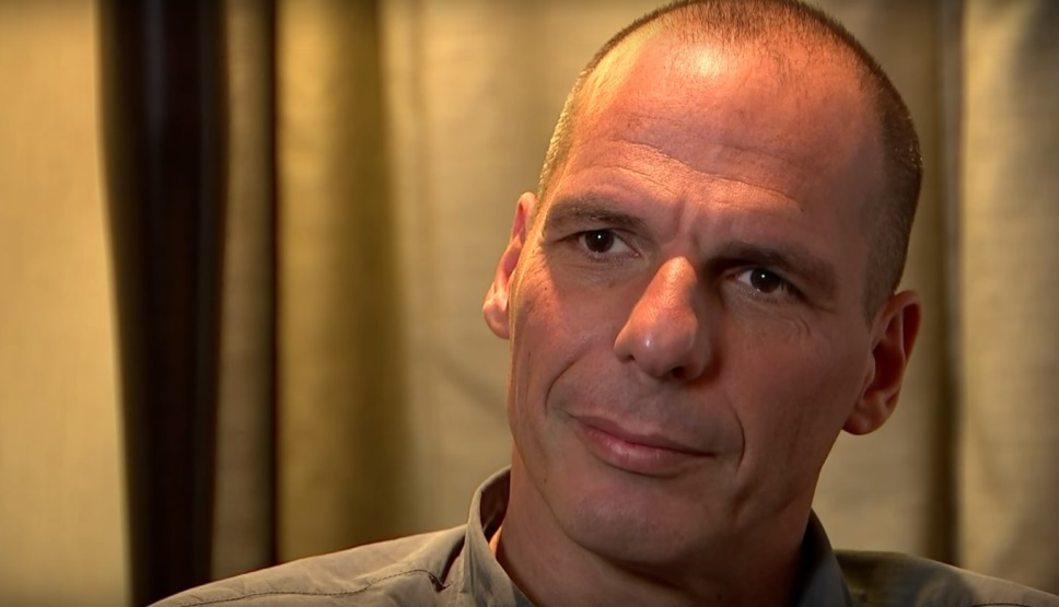 Janis Varufakis (youtube printscreen)