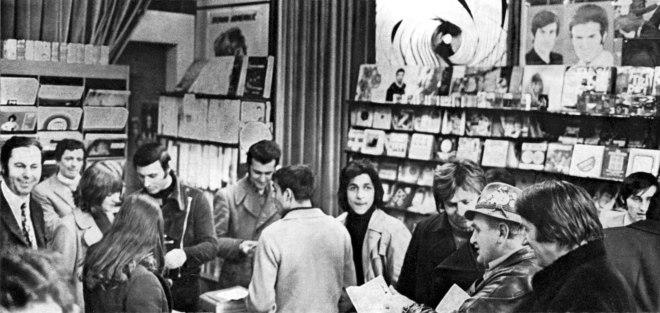 Ducan Jugotona u Beogradu 1972