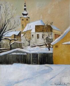 Šidska crkva, 1940.