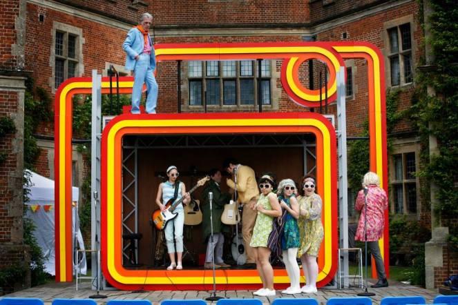 Fotografije sa jednog od izvođenja predstave ustupilo Narodno pozorište iz Beograda