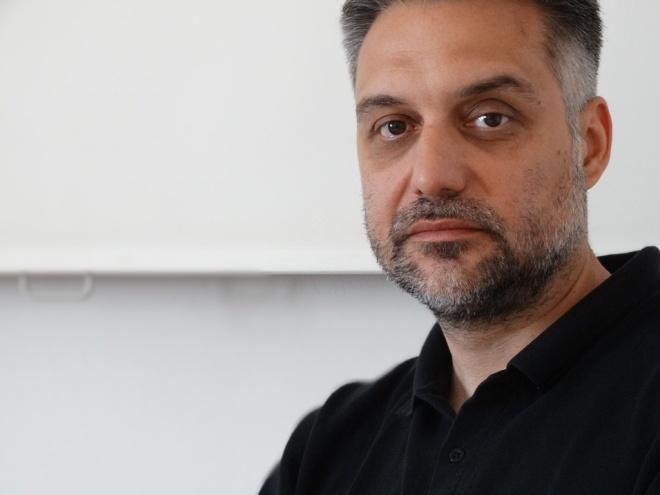 Srdan Golubović - naslovna