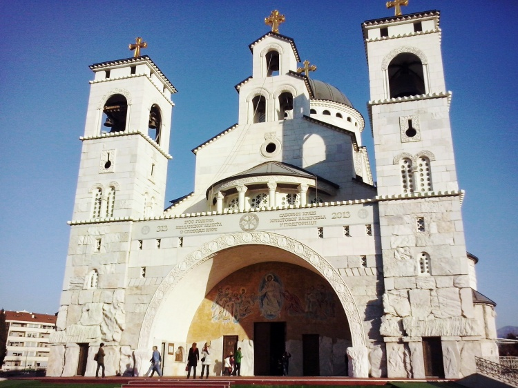 Cathedral of the Resurrection of Christ 01 Podgorica, MNE