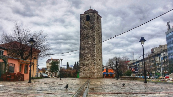 Clock Tower (Stara varoš) 01, Podgorica, MNE