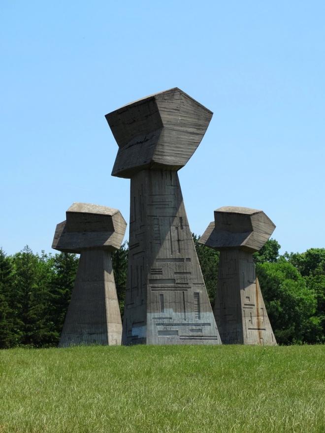 Bubanj Memorial Site 03 Niš, Serbia