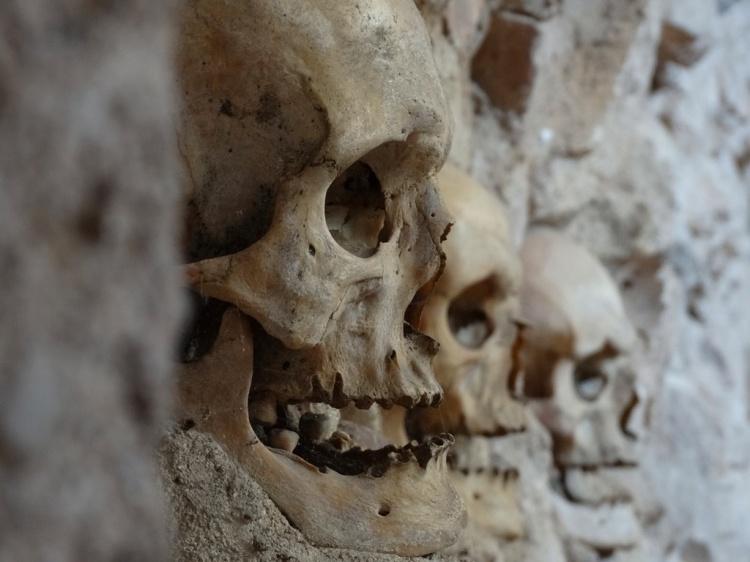 Skull Tower 04, Niš, Serbia